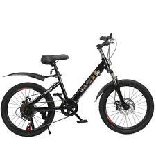 20 Zoll Kinderfahrrad Mountainbike Citybike 7 Gang mit Scheibenbremsen