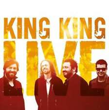 King King - Live NEW CD