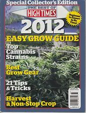 High Times 2012 Easy Grow Guide