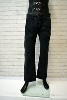 Jeans G-STAR Pantalone Uomo Taglia 33 Pants Man Nero Cotone Hose Chino Gargo