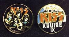 Kiss Kruise IX 2019 Double sided coin