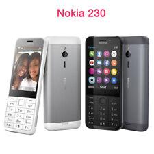 Unlocked Original Nokia 230 Dual SIM GSM 2.8
