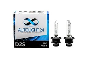 2 X Xenon Burner D2S 35 Watt 6000K Replacement Bulbs For BMW 3er E46 Touring