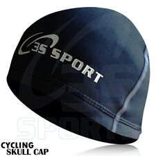 Cycling Skull Cap Winter Under Helmet Cycle Windstopper Thermal One Size - New 1