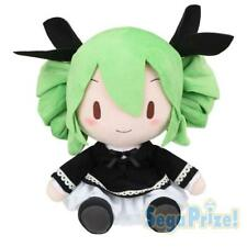 Sega Vocaloid Hatsune Miku Dark Angel Project DIVA Arcade Plush Doll US SELLER