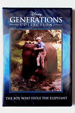 World of Disney Generations Collection The Boy Who Stole The Elephant on DVD