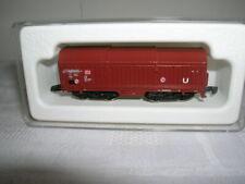 Märklin Mini Club 1:220 Z Gauge Telescopic-Dome Wagon/Freight Wagon DB Art 86351
