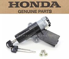 New Genuine Honda Ignition Key Switch Assembly 03-05 NPS50 S Ruckus Scooter #F73