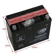 12V YTX20L-BS Battery Honda TRX680 Four Trax Rincon VTX1800 Gold Wing GL1800 US