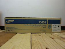 Samsung CLT-C607S, Cyan Toner Cartridge for CLX-9250ND / 9350ND