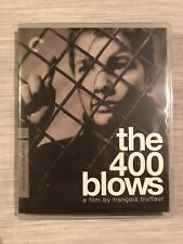 The 400 Blows - Criterion Collection Blu Ray (plastic case + digipak)