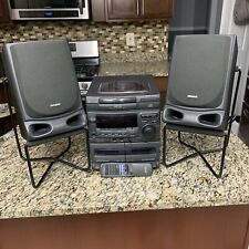 Aiwa CX-NV20U Compact Disc Stereo System With Remote