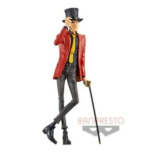 Banpresto Lupin III The First Figurine Master Stars Piece Lupin The Third