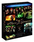 Pirati dei Caraibi - Collezione Cinque Film (5 Blu-Ray Disc)