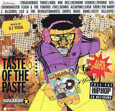 DJ Yoda & Hip-Hop Connection-A Taste of the pasta CD (8) Track 2001