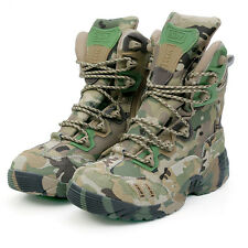 Auscam Tactical Outdoor Hunting Camping Waterproof Boots For Airsoft