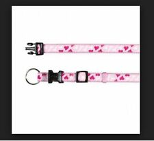 TRIXIE COLLARE PER CANE MODERN ART ROSE HEART - COLORE ROSA