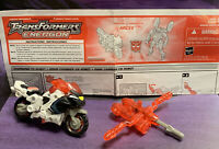 Transformers Energon Arcee 2003 with Instructions Hasbro