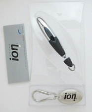 CROSS ION NEPTUNE BLUE GEL INK PEN WITH KEY RING NEW IN BOX 812-1