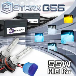 Stark 55W MICRO Slim HID Head Light Xenon Kit Dual Hi / Lo - 9007 HB5