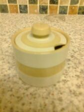 Yellow Cornishware & T. G. Green Pottery