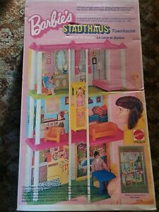 Barbie Stadthaus 70er