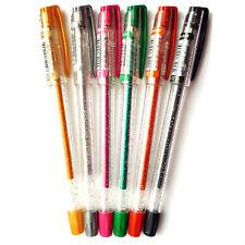 Eccellente qualità Glitter Penne Gel. 1.0mm Swiss TIP. 6 grandi colori.