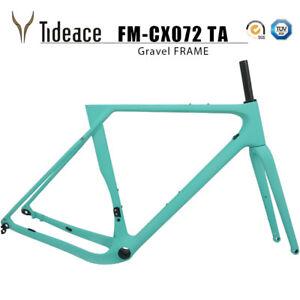 700C/27.5er Carbon Gravel Bicycle Road Frame OEM Carbon Mountain Bike Frameset