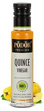 Podor Premium Quince Vinegar 250ml Nature and Clear