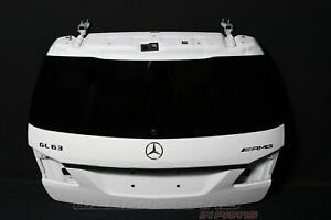 Mercedes X166 Gl GLS 63 AMG Tailgate Rear Lid Boot Lid White 149