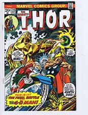 Thor #216 Marvel 1973