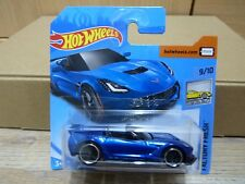 Hot Wheels 2018  Corvette C7 Z06  Convertible  GM Factory Fresh   #5/365