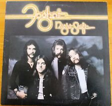"Foghat ""Night Shift"" Vinyl 1976 Record LP  Bearsville BR 6962 (EX)"