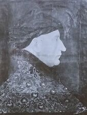 Louis I, Duke of Anjou, Magic Lantern Glass Slide