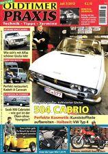 OP1207 + MOTO GUZZI Le Mans I + Motor NSU von 1907 + Oldtimer Praxis 7/2012