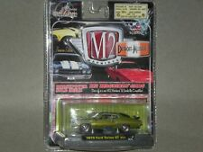 1/64th M2 Detroit Muscle R9 1970 Ford Torino GT 351 Green
