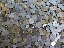4.5kg Mezcla De Monedas Mundiales tomada de una gran selección que se muestra en la imagen