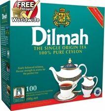 Dilmah 100 Tea Bags 200g - The Single Origin Pure Ceylon Tea