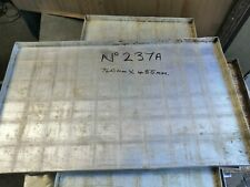 More details for no237a  aluminium  baking tray 460mm x 760mm x 25mm high