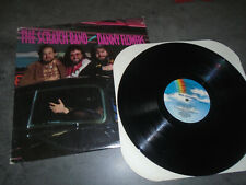 33T - LP - The Scratch Band Featuring Danny Flowers