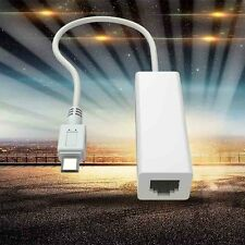 Micro USB 2.0 auf RJ45 Ethernet LAN Netzwerk Adapter Android Smartphone Tablet