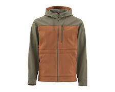 Simms Rogue Hoody Closeout Pricing S-4XL Saddle Brown