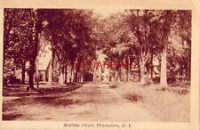 1931 MATILDA STREET, CHAMPLAIN, N.Y. church in background