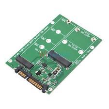 M.2 B / B+M KEY NGFF Or mSata SSD to SATA III 3 Adapter Converter Card