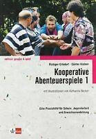 Kooperative Abenteuerspiele 1 von Gilsdorf, Rüdiger, Kis... | Buch | Zustand gut