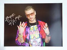Riff Raff Signed Autographed 12x16 Photo