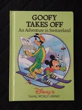 DISNEY'S SMALL WORLD LIBRARY BOOKS - VARIATIONS AVAILABLE