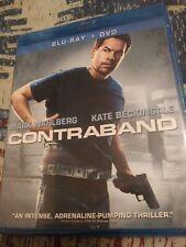 Contraband bluray + DVD NEW