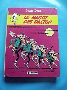 Lucky Luke le Magot des Dalton 1980