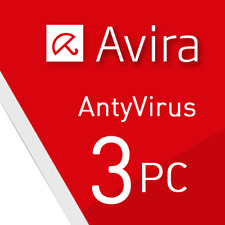 Avira Antivirus pro 2016 - 3 User / 12 Monate ESD Download Windows